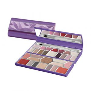 Pupa - Палитра грим - CRYSTAL PALETTE SMALL  Make Up Set