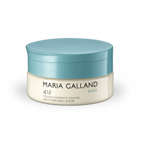 MARIA GALLAND  412 Smoothing Body Scrub - Луксозен мус ексфолиант.
