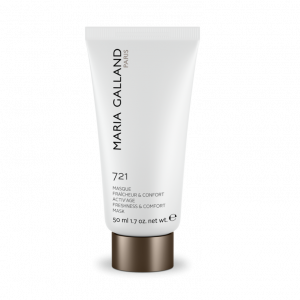 MARIA GALLAND  721   Active Age  Freshness  & Confort mask - Анти-ейдж маска свежест и комфорт.