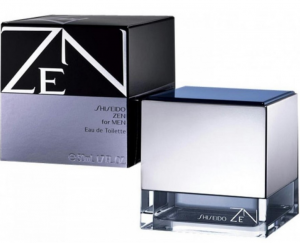 Shiseido - Zen  EDT  for men .