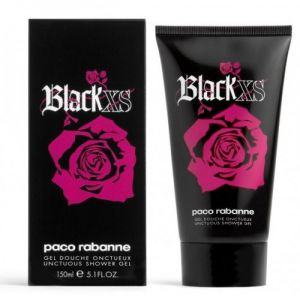 Paco Rabanne - Дамски душ-гел - BLACK XS FOR HER SHOWER GEL. 150 ml