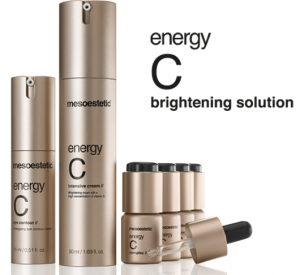 Mesoestetic - energy C комплекс   4 Х 7 ml