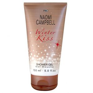 Naomi Cambell  - Winter Kiss Shower Gel.  Душ гел за жени  150 ml