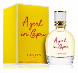 Lanvin -  A Girl In Capri. Eau De Toilette  за жени