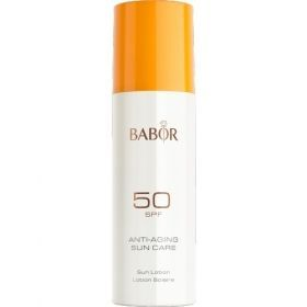 Babor - Sun Care System - High Protection Sun Lotion SPF 50 - Слънцезащитен спрей за лице и тяло SPF 50. 200 ml