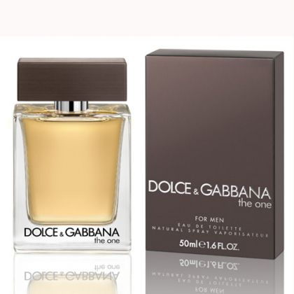 Dolce & Gabbana - The One Men. Eau De Toilette за мъже.