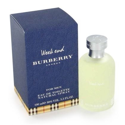 Burberry - Weekend. Eau De Toilette за мъже.