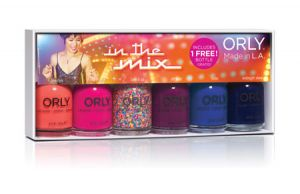 Orly - Лак за нокти  In The Mix Collection - Electropop. 18 ml.