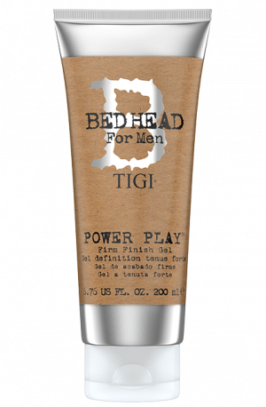 TIGI - Bed Head For Men - Power play оформящ гел.  200 ml