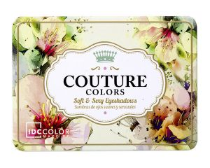 IDC - Палитра за лице и очи Couture Colors 9 цвята.