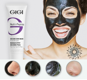 GIGI - NUTRI PEPTIDE - SECOND SKIN MASK - Пийл оф маска. 75 ml