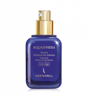 Keenwell - AQUASPHERA - INTENSE MOISTURIZING SERUM - ANTI-AGE - Интензивно хидратиращ серум.50 ml