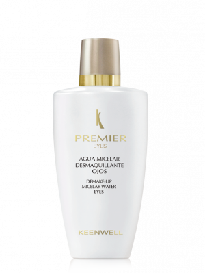 Keenwell - PREMIER - Мицеларна вода за дегримира не очи -  PREMIER EYES DEMAKE-UP MICELAR WATER. 135 ml