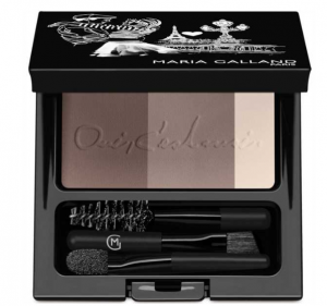 MARIA GALLAND  525-20 Perfect Eyebrow Set - Сет за вежди 3 в 1 сенки.