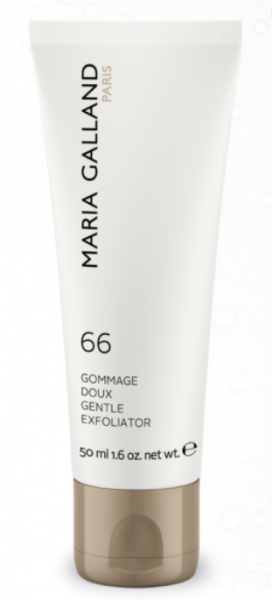 MARIA GALLAND 41 Gentle Exfoliating Cream For The Face  - Нежен комфортен пийлинг.