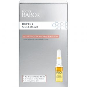 Babor - DR Babor REFINE CELLULAR - Glow Booster Bi-Phase Ampoules - Двуфазни ампули за блясък .
