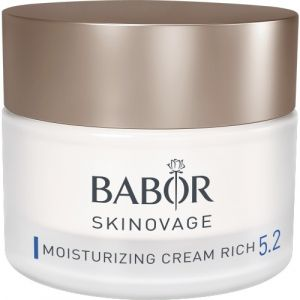 Babor - SKINOVAGE MOISTURIZING Cream Rich - Богат крем за суха и бедна на липиди кожа.50 ml.