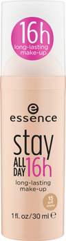 Essence - Дълготраен фон дьо тен stay all day 16ч