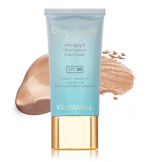 Keenwell - ББ крем - BB CREAM SPF 20. 40 ml