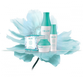 Olos - Hydrasence 3 In 1 Micellar Water Gel – Face, Eyes & Lips -  Почистващ гел 3в1. 250 ml