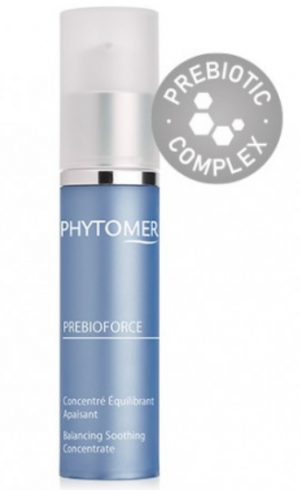 Phytomer - PREBIOFORCE Balancing Soothing Concentrate - Серум с пре и пробиотици . 30 ml.