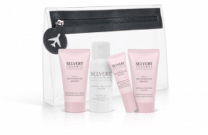 Selvert Thermal - RÉGÉNÉRATION ABSOLUE - TRAVEL KIT комплект за пътуване.