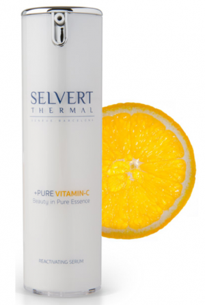 Selvert Thermal - +PURE VITAMIN C - Reactivating Serum Pure Vitamin C -  Реактивиращ серум с витамин C. 30 ml