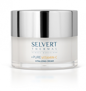 Selvert Thermal - +PURE VITAMIN C -  Vitalizing Cream Pure Vitamin C - Витализиращ крем за лице с витамин C. 50 ml