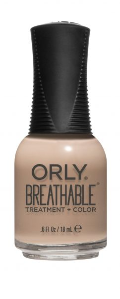 Orly - Заздравител + лак за нокти -  Breathable - Down To Earth. 18 ml.