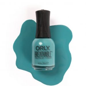 Orly - Заздравител + лак за нокти -  Breathable - Detox My Socks Off. 18 ml.