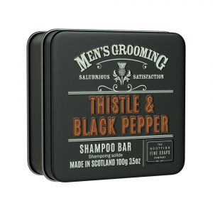 Scottish Fine Soaps  - Сапун-шампоан за коса Трън и Пипер 100 g