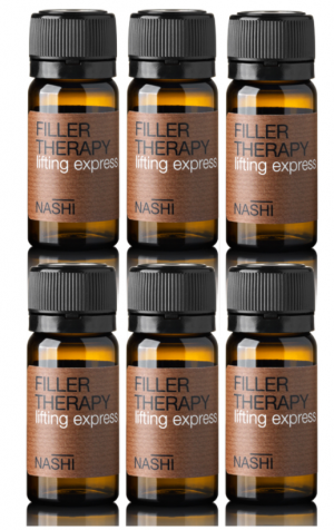 Nashi Filler Therapy - Lifting Express ‐ Експрес филър серум. 6 x 8 ml