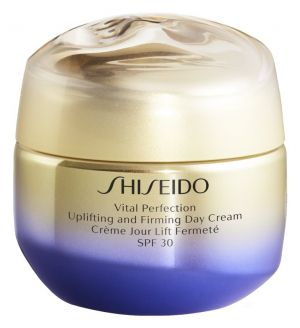 Shiseido - Vital Perfection Uplifting and Firming  Day Cream  -  Стягащ и лифтинг дневен крем SPF 30. 50ml