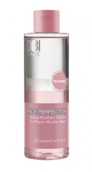 DIBI  -  FacePerfaction - Мицеларна вода за лице. 200 ml