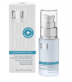 DIBI  - Hydra Perfection  - Extreme moisturisation concentrate with hyaluronic acid -  Хидратиращ серум за лице 30 ml