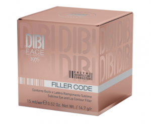 DIBI  - FILLER CODE - Sublime eye contour and lip filler - Филър крем за очи и устни. 15 ml