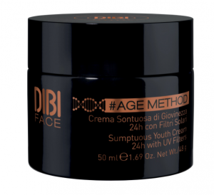 DIBI  - AGE METHOD  - Sumptuous 24h youth cream with sun filters - 24 часов  подмладяващ крем с uv филтри. 50 ml