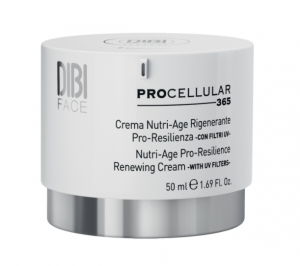 DIBI  - PROCELLULAR 365 - Nutri-age regenerating pro-resilience* cream with uv filters  - Дневен регенериращ крем за лице с  UV филтри. 50 ml