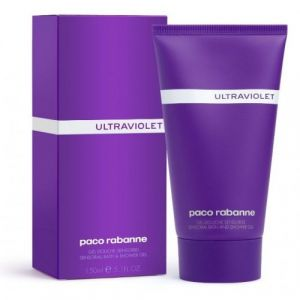 Paco Rabanne - Ultraviolet. Bath & Shower Gel за жени. 200 ml