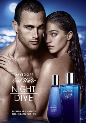 Davidoff - Cool Water Night Dive - Афтършейв балсам.