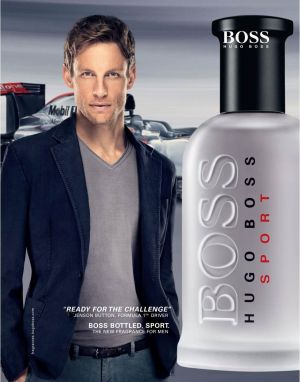 Hugo Boss  - Boss Bottled SPORT. Eau De Toilette за мъже.