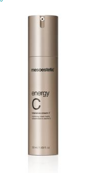 Mesoestetic - Energy C - Intensive cream - Интензивен крем.  50 ml