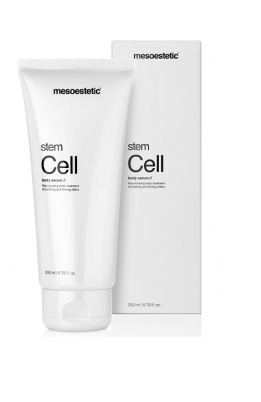 Mesoestetic - Stem Cell Body Serum - Серум за тяло със стволови клетки. 200 ml