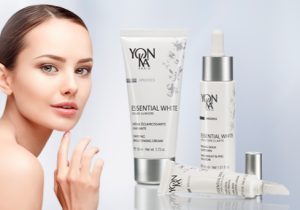 Yon-Ka - Essential White Correcteur Cible - Коректор за пигментни петна . 10 ml.