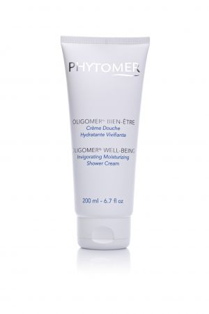 Phytomer - OLIGOMER WELL-BEING Invigorating Moisturizing Shower Cream  - Реминерализиращ овлажняващ душ крем . 200 ml