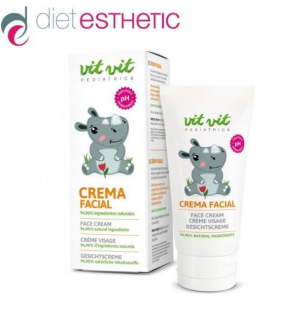 Diet Esthetic -  Детски крем за лице VIT VIT Pediatrics, 50 ml
