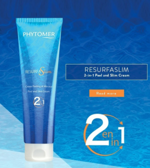 Phytomer -  Крем за експресно отслабване и пилинг Phytomer ResurfaSlim Peel and Slim Cream 150ml.
