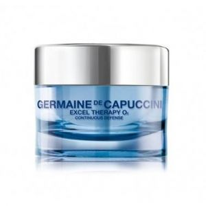 Germaine De Capuccini - Защитен крем с кислород - Excel Therapy O2 - Continuous Defense Cream. 50 ml