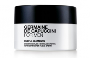 Germaine De Capuccini -  Хидратиращ крем за мъже - For Men LIne - Hydra-elements .  50 ml