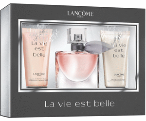 Lancome -  La Vie Est Belle  Комплект  EDP 75 ml + Body lotion 50 ml + Shower gel 50 ml     SET за жени